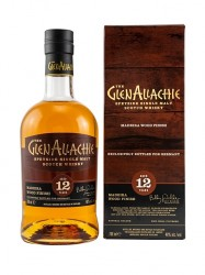 The Glenallachie - Madeira Wood Finish - 12 years old