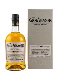 2008er The Glenallachie - Marsala Barrel - 11 years old