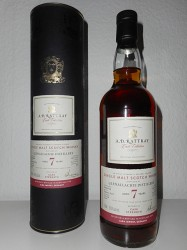 2012er Glenallachie - Sherry Cask - 7 years old