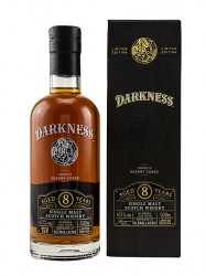 Glenallachie Darkness - Oloroso Sherry Cask Finish - 8 years old
