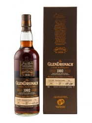 1992er The Glendronach - Oloroso Sherry Puncheon - 27 years old
