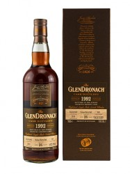 1992er The Glendronach - Oloroso Sherry Cask - 26 years old