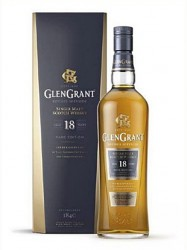 Glen Grant - Rare Edition - 18 years old  (1 Liter)