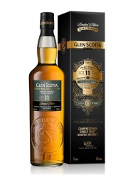 Glen Scotia - Sherry Double Cask Finish - 11 years old