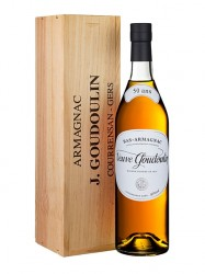 Armagnac J. Goudoulin - 50 years old