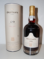 Graham`s Tawny Port - 20 years old