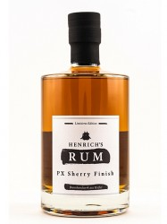 Henrichs Rum - PX Sherry Cask Finish