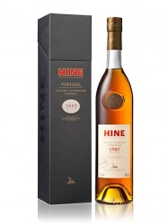 Cognac Hine - Vintage 1985 Early Landed