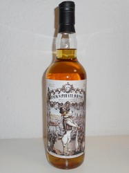 Jack`s Pirate Whisky - Das gestohlene Schiff Part XIII - 17 years old