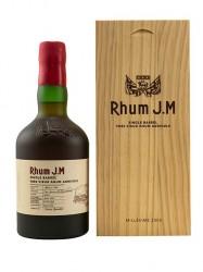 2000er Rhum J.M - Single Barrel - 20 years old