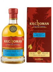 2009er Kilchoman - Bourbon Single Cask - 10 years old