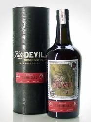 Kill Devil Single Cask Rum - Caroni - 17 years old