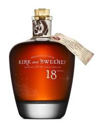 Kirk & Sweeney Rum - 18 years old