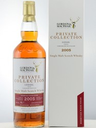 2005er Ledaig - Hermitage Wood Finish - 11 years old