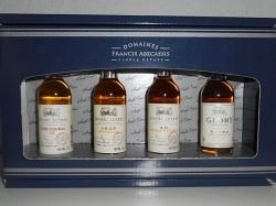 Cognac Leyrat - Miniaturset  (4 Sorten)