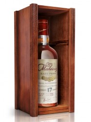 2002er Rum Malecon - Rare Proof - 17 years old (ohne Holzkiste)