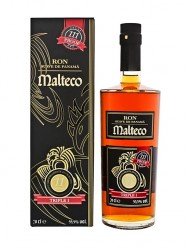 Rum Malteco 11 Anos - Triple 1