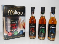 Rum Malteco - Collection Maya