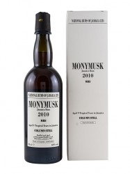 2010er Monymusk MBS Rum - 9 years old