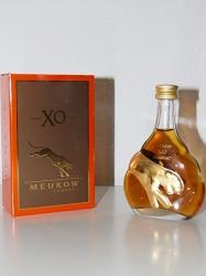 Cognac Meukow X.O (Miniatur)