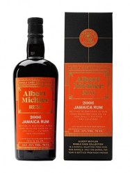 2006er Albert Michler Single Cask Rum - Jamaica - 13 years old