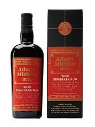 2010er Albert Michler Single Cask Rum - Demerara - 10 years old