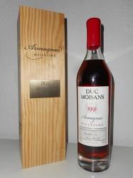 1991er Armagnac Duc Moisans - Reserve Familiale - 30 Jahre alt