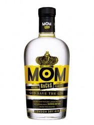 MOM Rock - God save the Gin - London Dry Gin