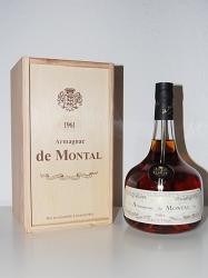 Armagnac de Montal - Jahrgang 1933