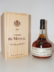 Armagnac de Montal - Jahrgang 1962