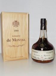 Armagnac de Montal - Jahrgang 1984