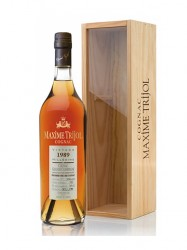 1989er Cognac Maxime Trijol  - Grande Champagne - 30 years old