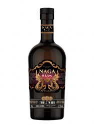 Naga Rum - Triple Cask - Limited Edition 2018
