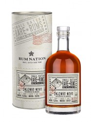 2009er Rum Nation - Engenho Novo - 8 years old