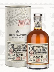 2007er Rum Nation La Reunion - Grand Arome - 12 years old