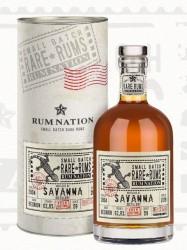 2004er Rum Nation La Reunion - Cognac Cask - 15 years old