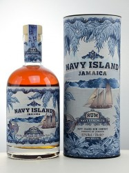 Rum Navy Island - Navy Strength -