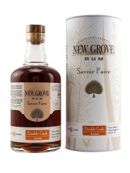 New Grove Double Cask Rum - Acacia Cask Finish - 8 years old