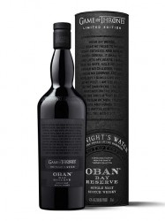 Oban Bay Reserve - The Night`s Watch - Game of Thrones
