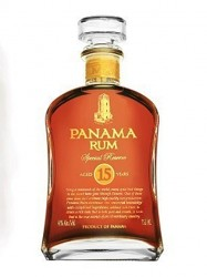 Rum Panama Special Reserve - 15 years old