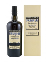 2004er Velier Foursquare Rum - Patrimonio - 14 years old