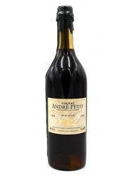 Cognac André Petit - Hors d`Age -  Jahrgang 1970