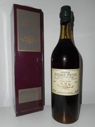 1980er Cognac André Petit - Hors d`Age - ca. 40 Jahre alt