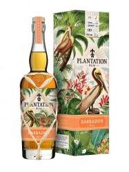 2011er Plantation Barbados Rum - 9 years old - One Time Limited Edition