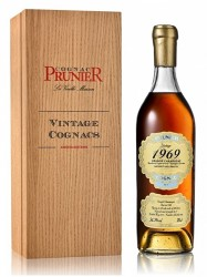 1969er Cognac Prunier - Grande Champagne - 49 years old