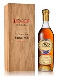 Cognac Prunier - Petite Champagne - Jahrgang 1970