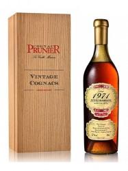 1971er Cognac Prunier - Petite Champagne - ca. 49 Jahre alt