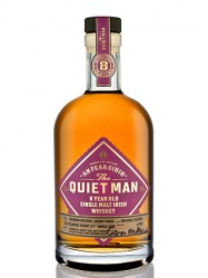 The Quiet Man - Oloroso Sherry Finish - 8 years old