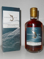 2005er Rum RA Barbados - Foursquare - 12 years old