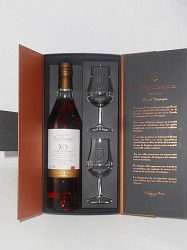 Cognac Raymond Ragnaud X.O - Geschenkset
